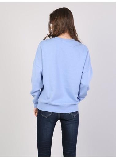 Colin's Sweatshirt Mavi